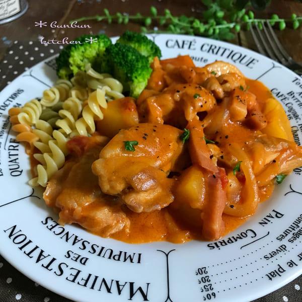 トマトの人気レシピ《洋風メイン》7