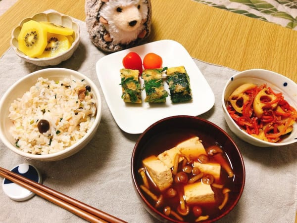 発酵食品 腸活レシピ2