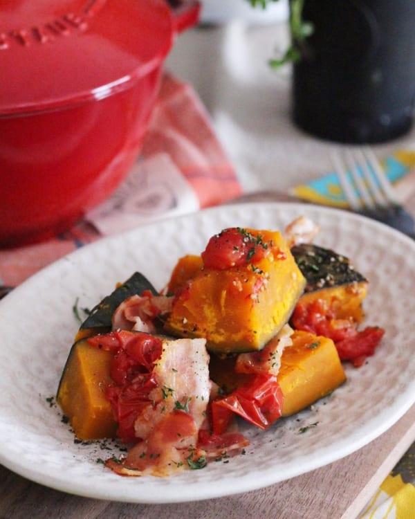 トマトの人気レシピ《洋風メイン》8