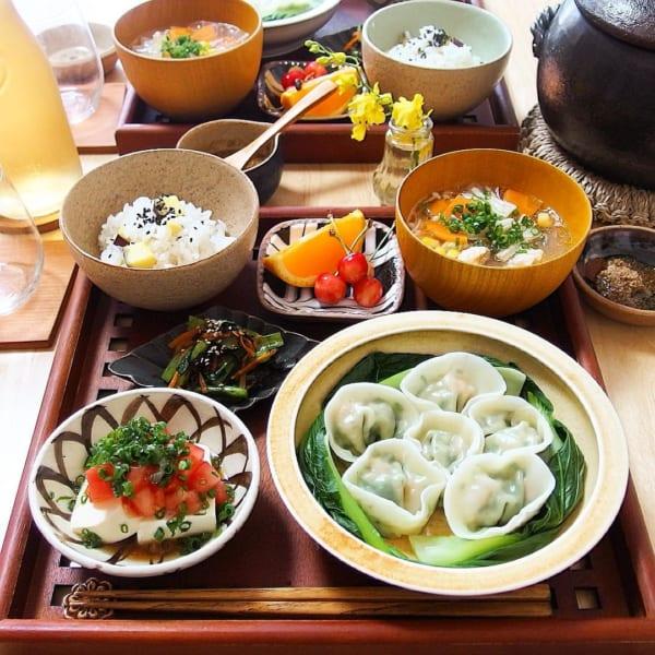 餃子のアレンジレシピまとめ14