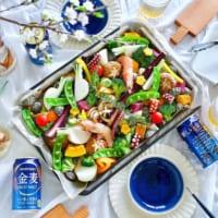 おもてなしサラダでおしゃれパーティー♪メイン料理を引き立てる簡単レシピ55選