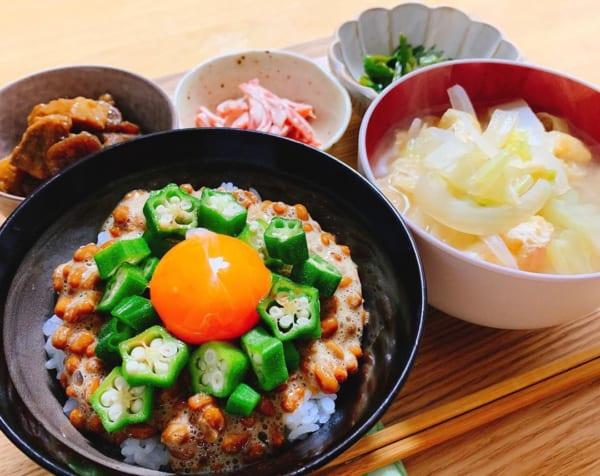 発酵食品 腸活レシピ4