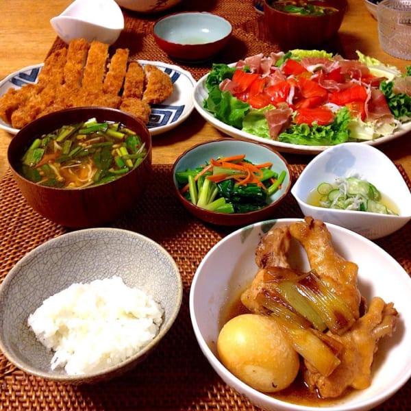 鶏肉 おつまみ 煮物5