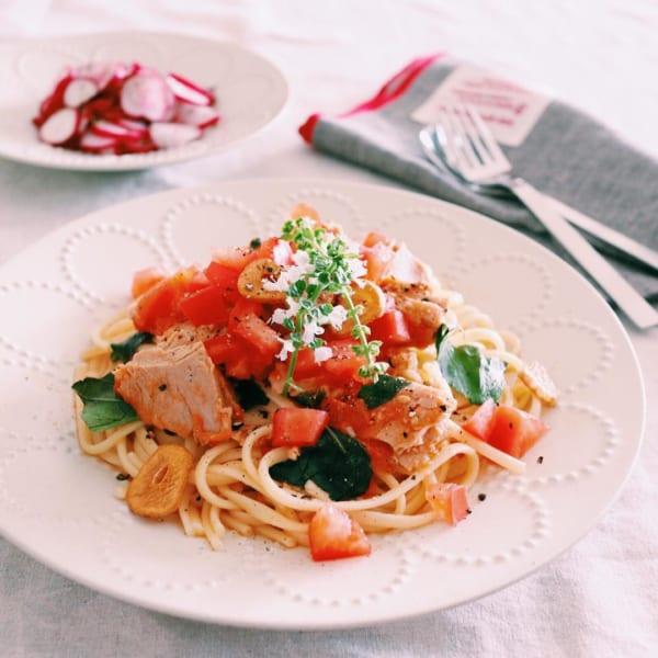 トマトの人気レシピ《洋風メイン》11