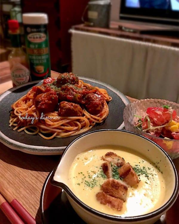 トマトの人気レシピ《洋風メイン》12