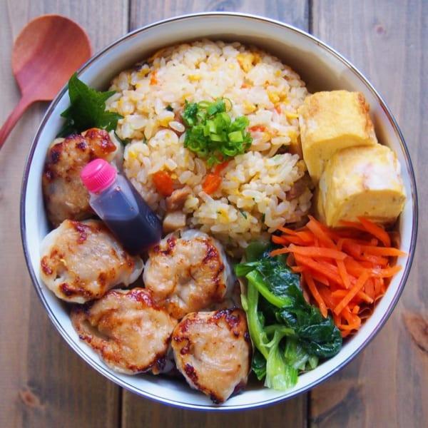 餃子のアレンジレシピまとめ19