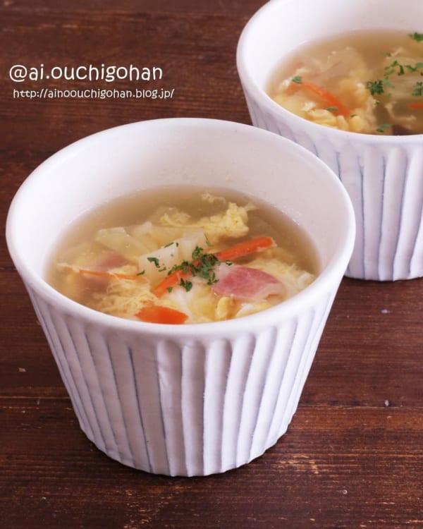 風邪の時におすすめの料理22