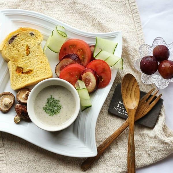 裏ごし野菜が美味しい!ポタージュスープ