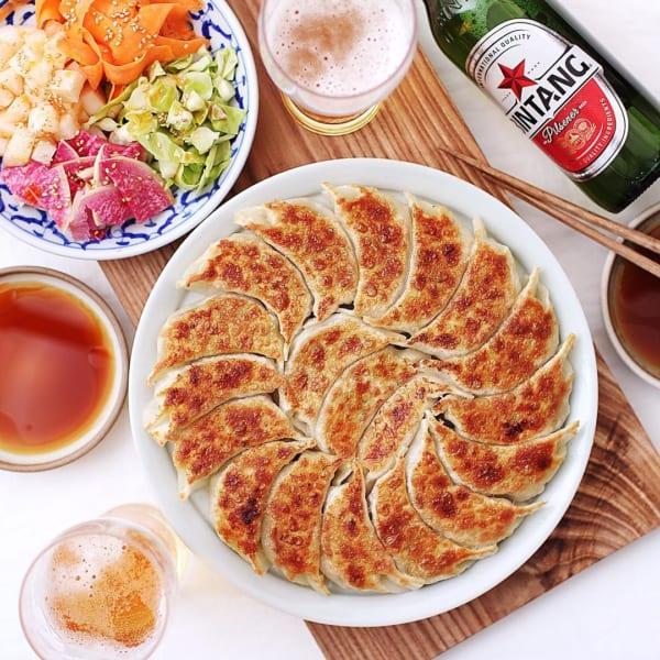 餃子のアレンジレシピまとめ30