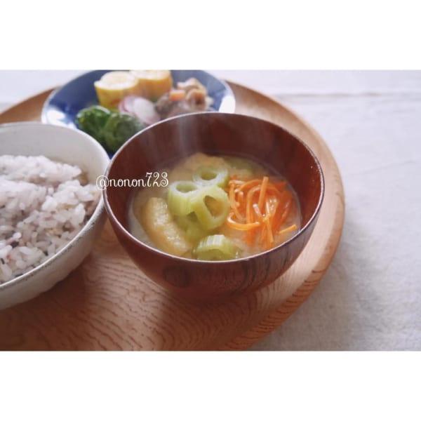 ダイエットにおすすめの和風スープレシピ3