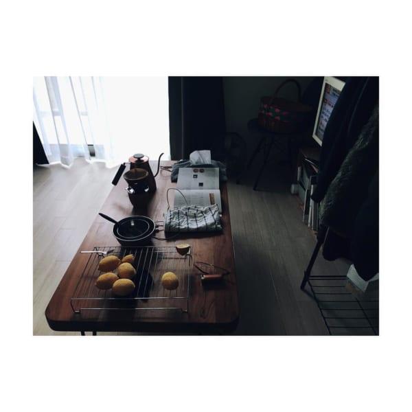 コンパクトなキッチンの収納術4