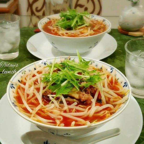 トマトの人気レシピ《中華風メイン》