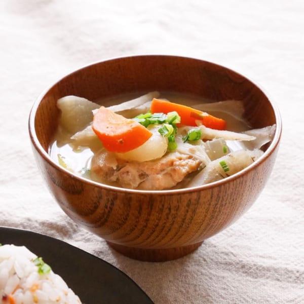 ダイエットにおすすめの和風スープレシピ5