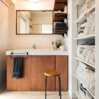 こだわりの空間づくりで快適な使い心地に!《洗面所》のインテリア18選