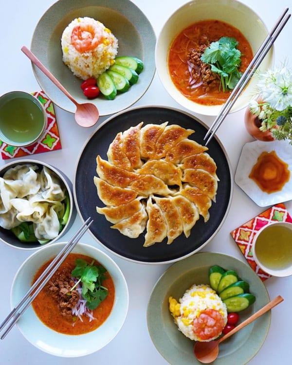 餃子のアレンジレシピまとめ37