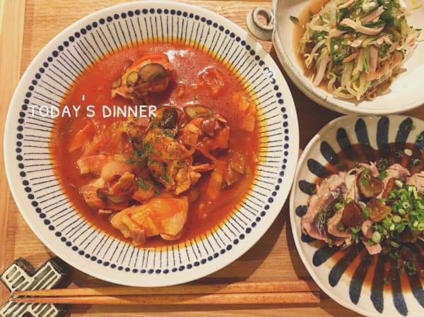 トマトの人気レシピ《スープ》5