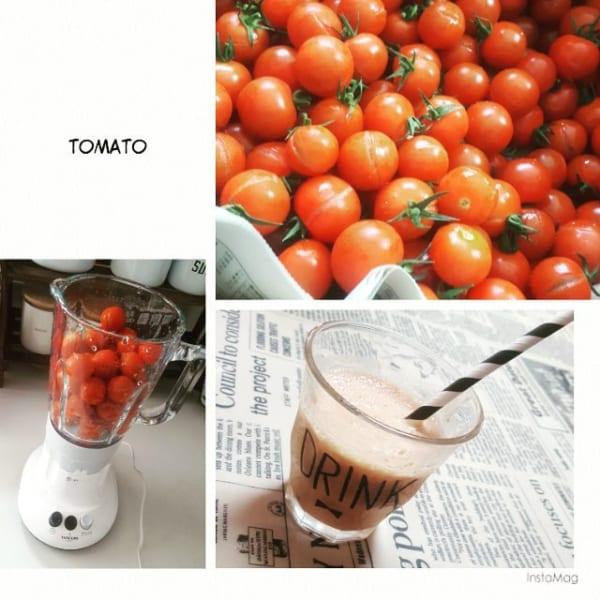 トマトの人気レシピ≪デザート≫2