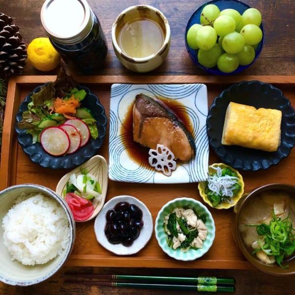 和食の定番!ブリの照り焼き