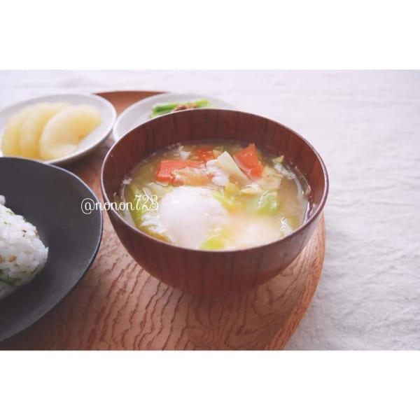ダイエットにおすすめの和風スープレシピ13