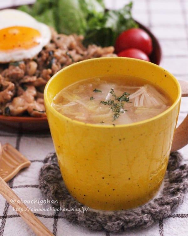 風邪の時におすすめの料理24