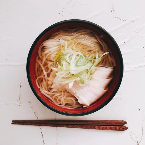 温かい うどん 簡単 レシピ9