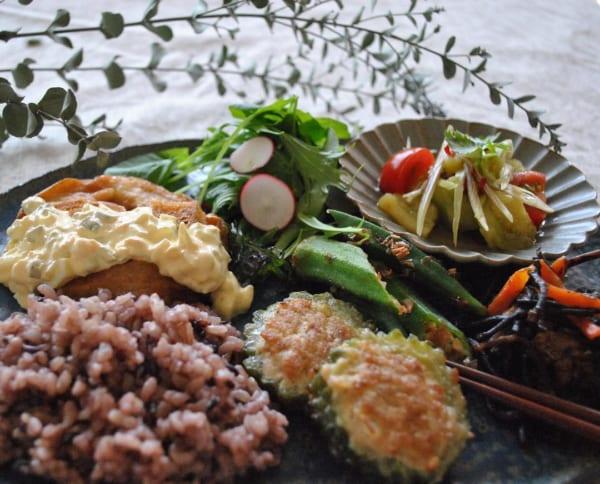 夏に食べたい野菜系おかず6