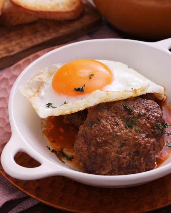 合挽き肉の簡単レシピ