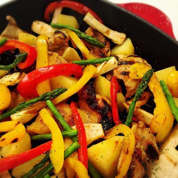 鶏肉 おつまみ 焼き物3