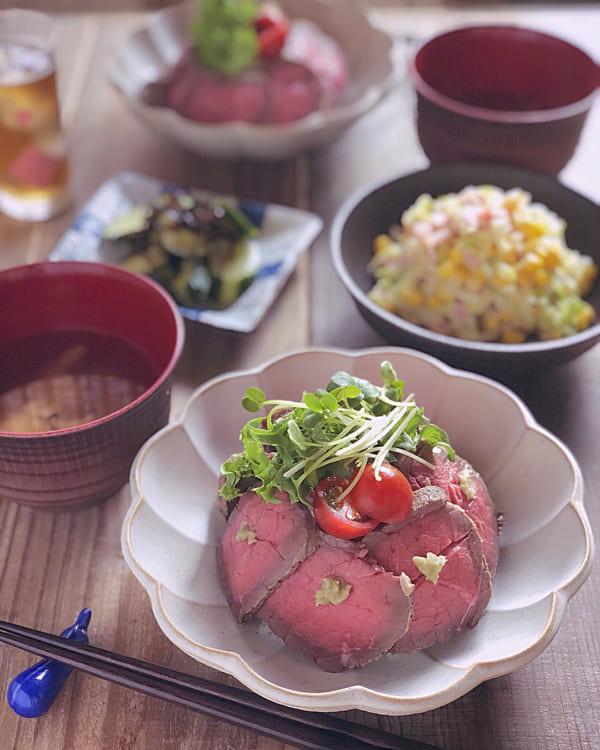 洋食 レシピ 肉系 メイン2
