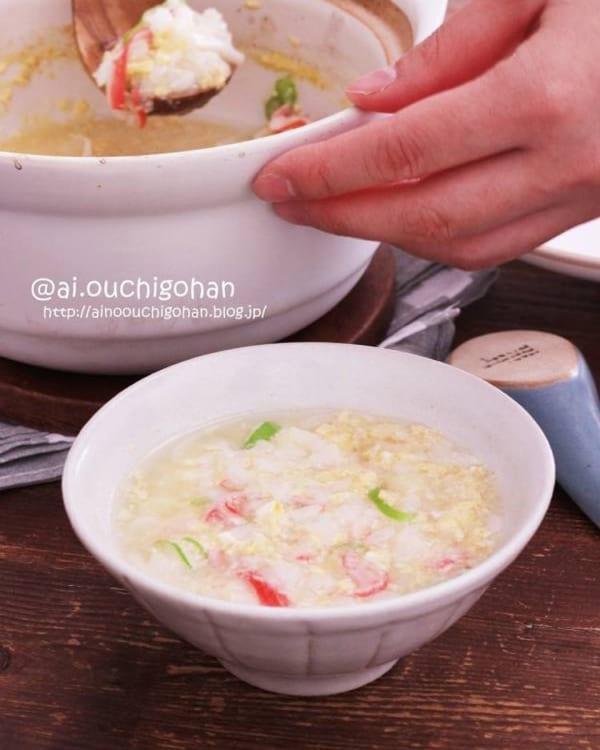 風邪の時におすすめの料理2