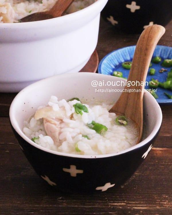 風邪の時におすすめの料理3