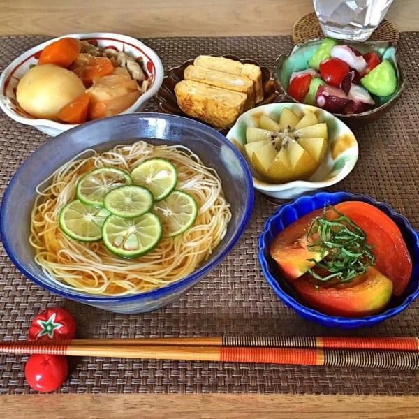 夏に食べたい麺類5