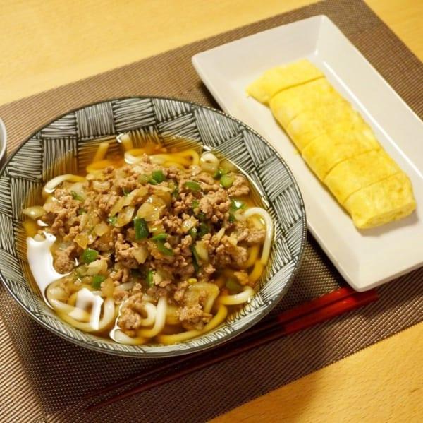 温かい うどん 簡単 レシピ11