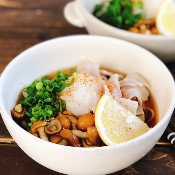 風邪の時におすすめの料理16