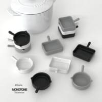 【セリア・ダイソーetc.】で見つけたグレー食器!落ち着いた色味が素敵なんです♡