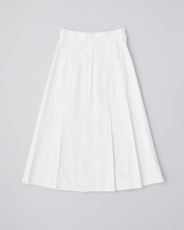 Traditional Weatherwear - BIG PLEATS SKIRT ビッグプリーツ スカート