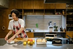 料理家夫妻とこだわりキッチン16