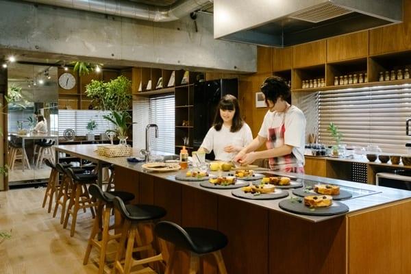 料理家夫妻とこだわりキッチン20
