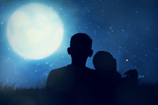 月 が 綺麗 です ね 返し 方