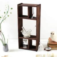 【連載】セリアの木板4枚で!雰囲気たっぷりな「昭和レトロな飾り棚」を作ろう!