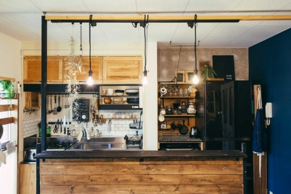 キッチンカウンター6