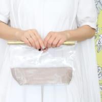 【連載】《セリア》クリアバッグをリメイク!可愛いハンドバッグを作ろう♪