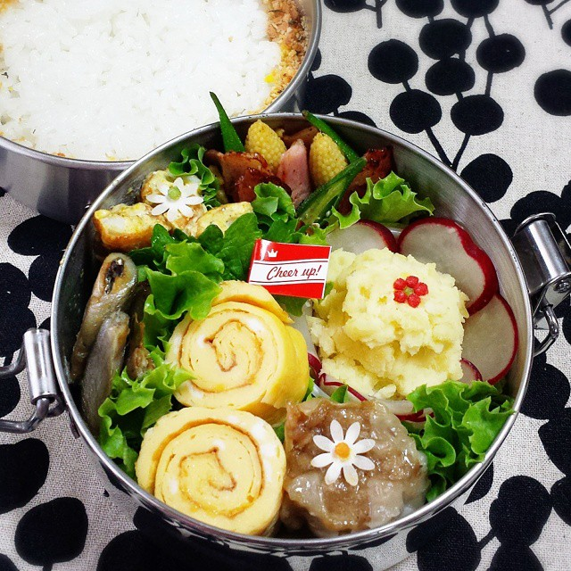 塩レモンとマヨヨーグルトサラダ