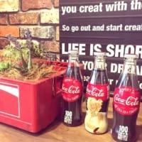 アメリカンインテリアにもぴったり!コカ・コーラアイテムがポップで可愛い♡