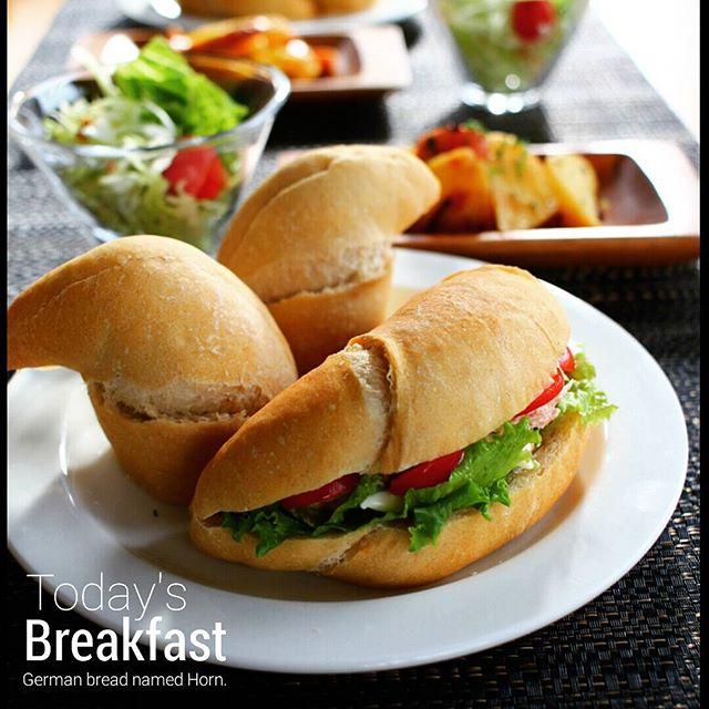 ツナを使ったレシピ《サンドイッチ》4