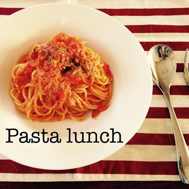 トマトクリームパスタの人気レシピ10