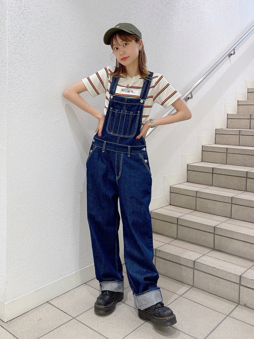 [X-girl] OVAL LOGO 6PANEL CAP