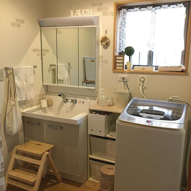 賃貸でもOKな簡単洗面台DIY3