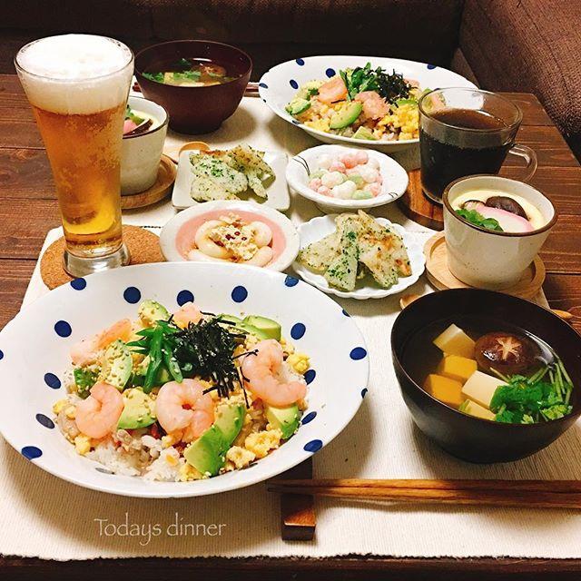 アボカド おつまみ 麺 ご飯もの11