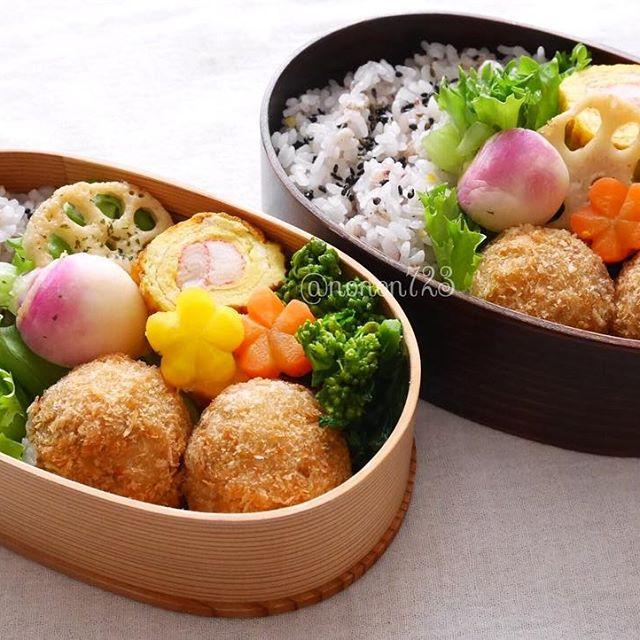 コロッケ お弁当レシピ